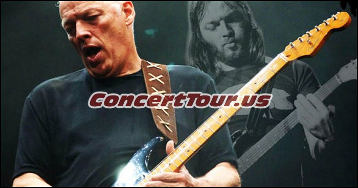 David Gilmour is ready to release new music and go on tour!
