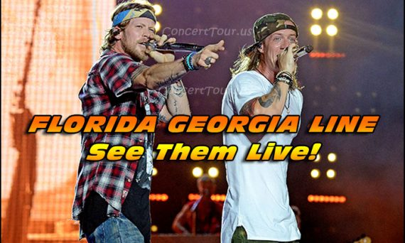 Don't miss your chance to see country music's Florida Georgia Line live in concert!