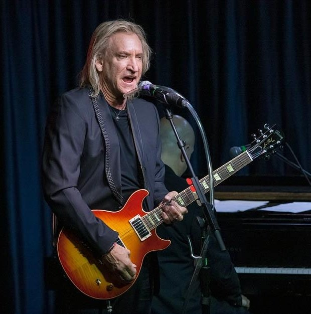 Joe Walsh will be on tour this year with Tom Petty! What a show!