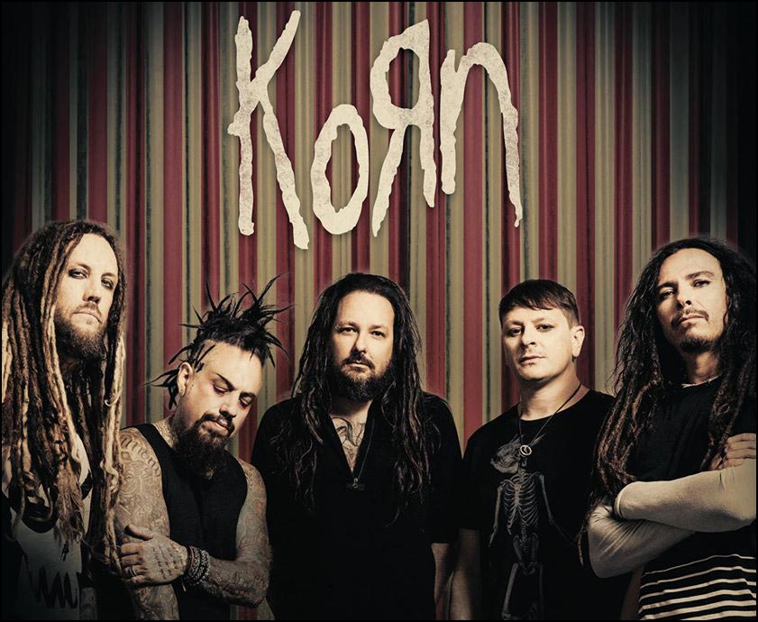KORN will be on tour in 2017 with a bunch of different bands, plus they will make appearances at multiple metal music festivals.