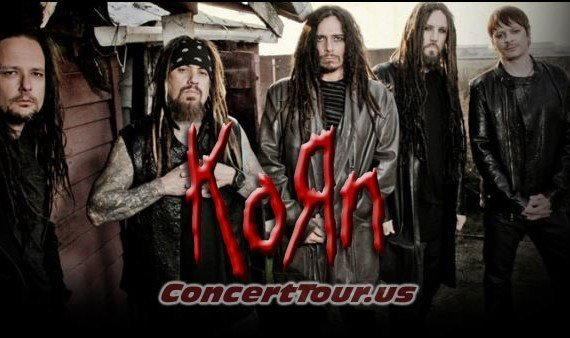 KORN Will Be On Tour Through Out The Fall! See them live with Suicidal Silence and Islander!