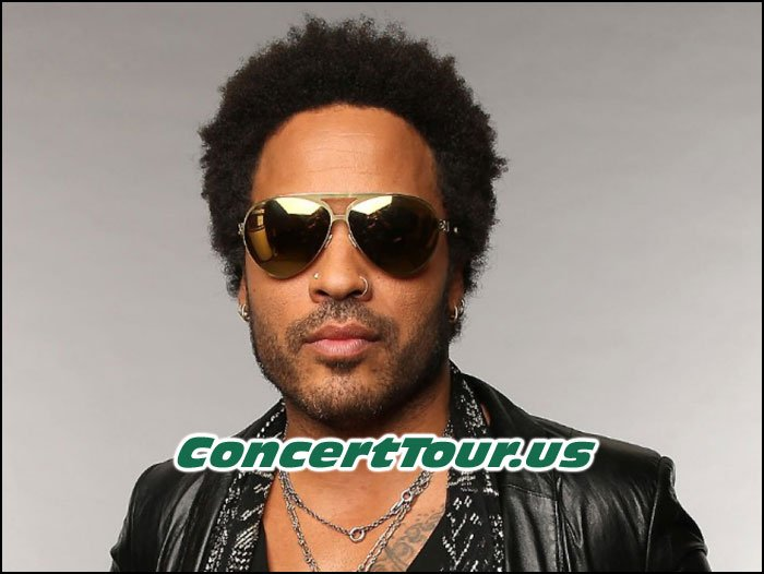 Lenny Kravitz is a true Rock & Roll Legend! Catch him live in Concert this year!