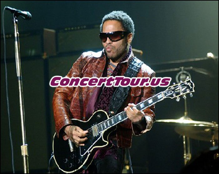 LENNY KRAVITZ Fan?? Get Ready because he just announced a small tour for this year!