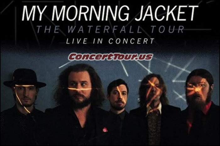 MY MORNING JACKET Will Hopefully Announce Their Tour Plans for 2016. I know I can't wait!