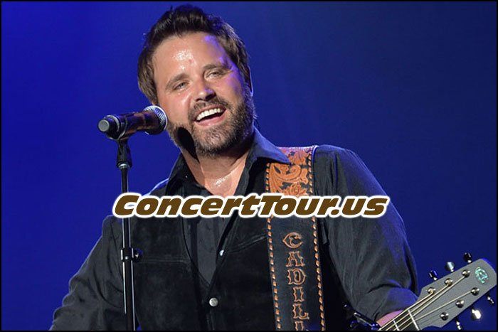 Country Music Fans Excited To See Randy Houser on Tour with Luke Bryan