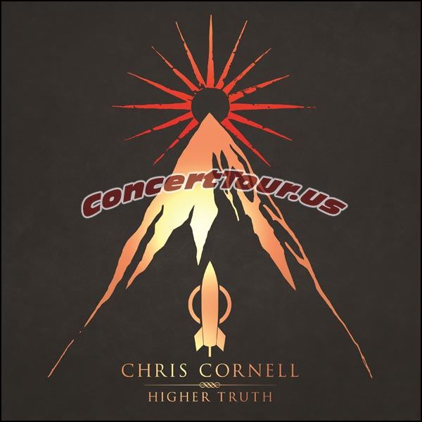 Chris Cornell's Latest Solo Album is Due Out Soon! It's Called 'Higher Truth'.