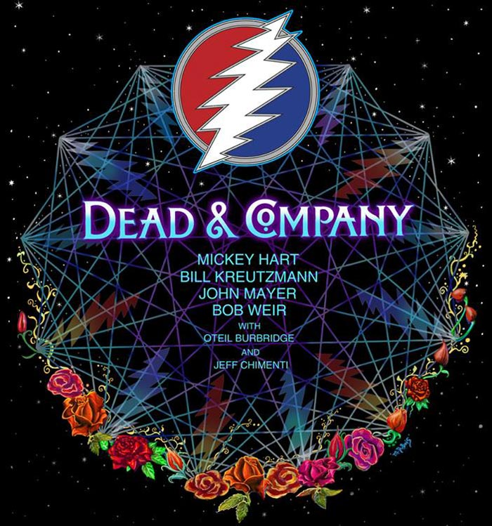 Grateful Dead Fans, Don't Sit Down Quite Yet. New Concerts Announced by Dead & Company