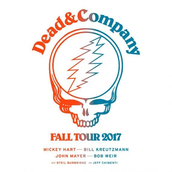 Dead & Company will be on their road in late 2017 on their Fall Tour.