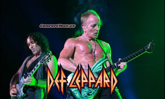 The new album from Def Leppard will simply be named 'Def Leppard'.