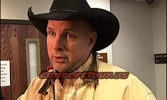 Garth Brooks helps build new fun zone for kids at Canadian children's hospital.