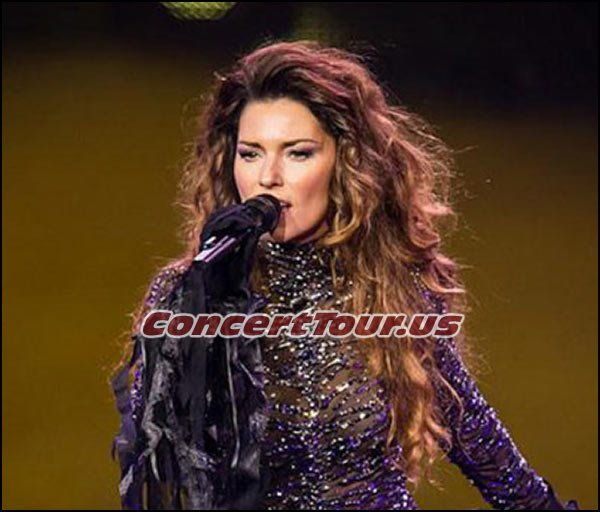 Shania Twain cranks in over $40,000,000 in sales on her farewell tour!