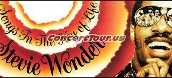 Stevie Wonder continues his Tour through out the Fall of 2015!