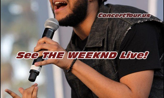 THE WEEKND Announces his plans for his 2015 Madness Fall Tour!