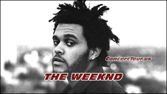 THE WEEKND Announces His 2017 Concert Tour Plans!