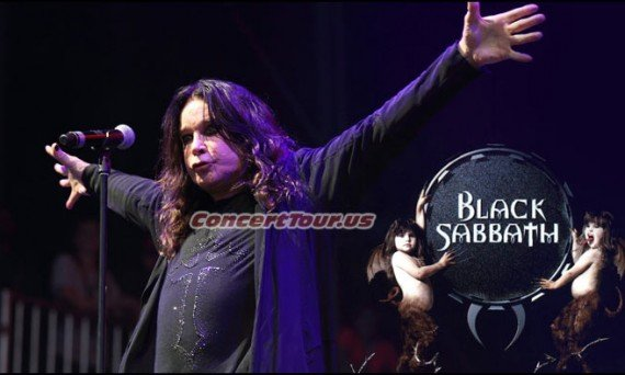 Black Sabbath and Ozzy announce that they have new music and a new 2016 world tour on the way!