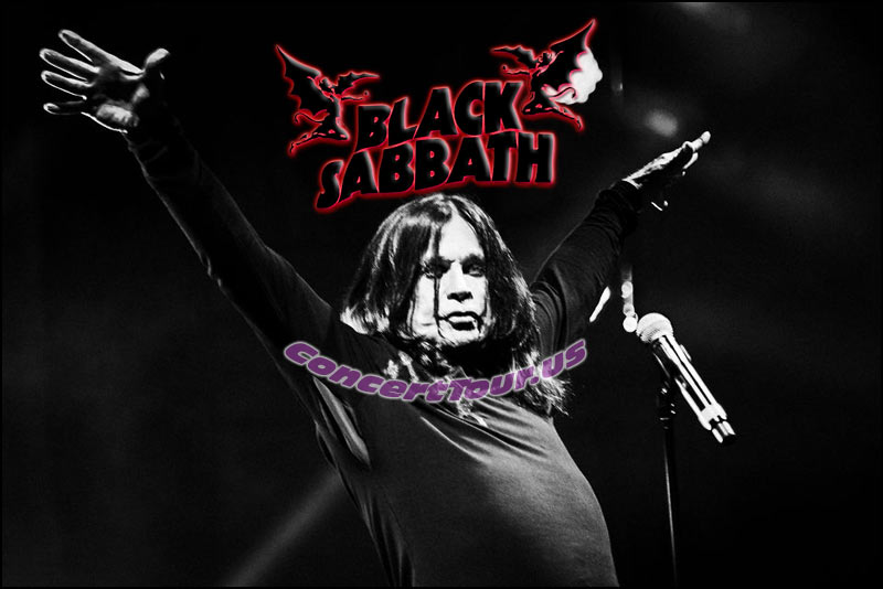 BLACK SABBATH Tickets Have Gone On Sale For THE END TOUR! Hurry, get your tickets now!
