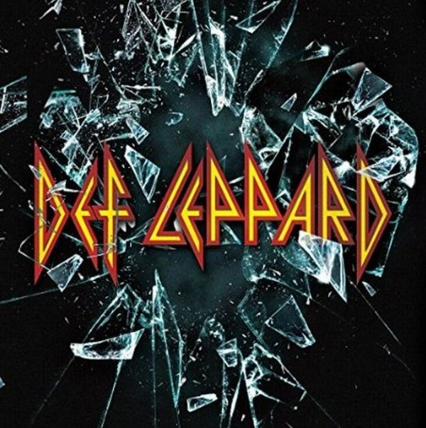 Album Cover Art for New 'Def Leppard' Self Titled Record