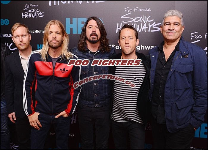 Foo Fighters Performed Live Recently With John Paul Jones of Led Zeppelin!