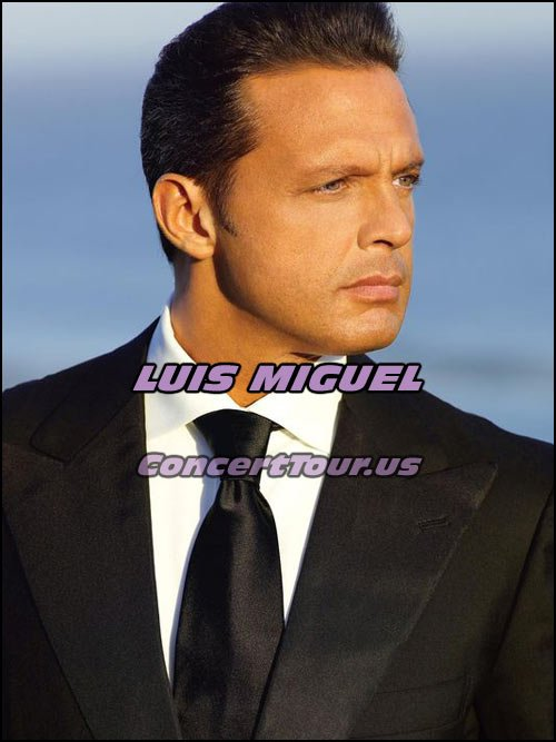 Luis Miguel is a Latin Superstar that is also known as El Sol do Mexico. He has a tremendous fan base around the globe which just keeps growing. He's won multiple Grammy awards, the first of which he won when he was just 14 years old!