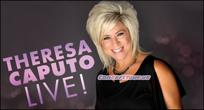 See Theresa Caputo live and you never know, you may get your own reading!