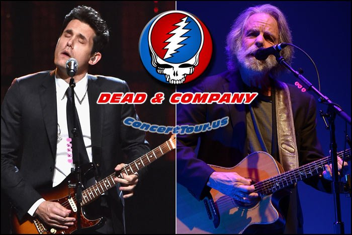 DEAD & COMPANY (John Mayer & The Grateful Dead) Are Giving Away 10,000 Tickets To A Private Concert At MSG in NY!