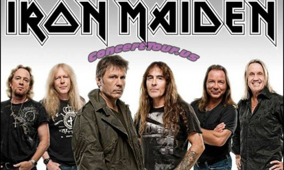 IRON MAIDEN Has Finally Released Tour Dates For North America! The Book Of Souls Tour is going to be awesome!