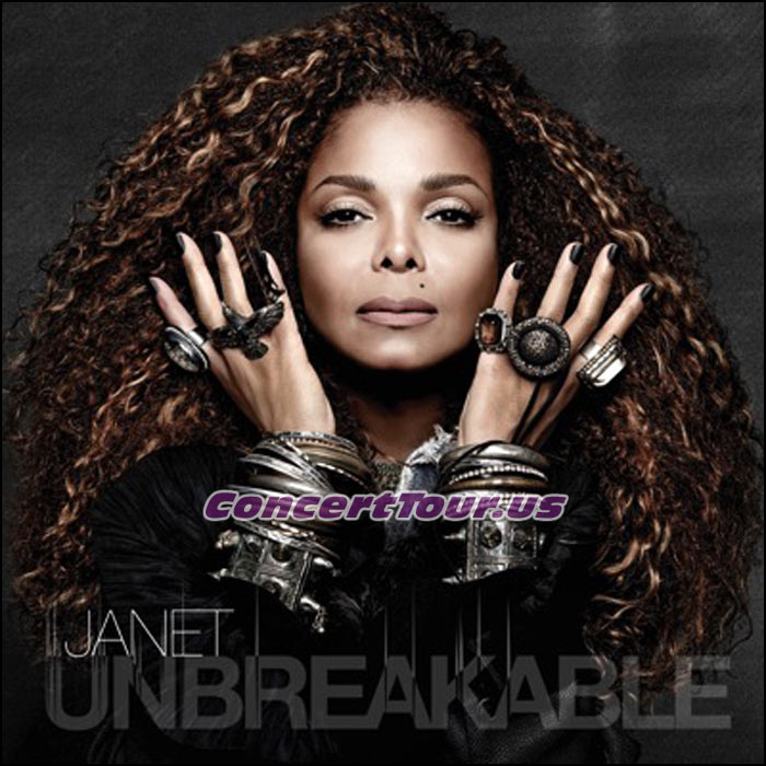 UNBREAKBLE by JANET JACKSON Has Debuted at the Number 1 Spot on the Billboard 200 Music Chart! Go Janet!!