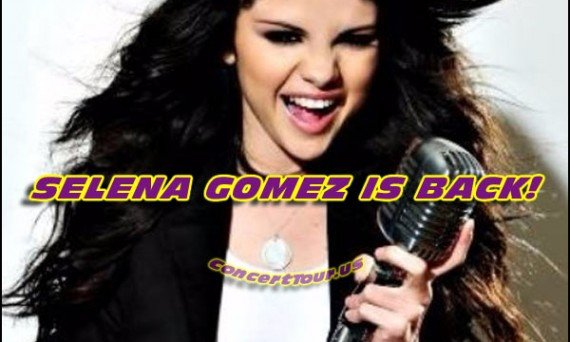 SELENA GOMEZ is Back With her Latest Album and a New 2016 Concert Tour for REVIVAL.