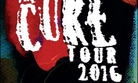 Finally THE CURE is going on tour! See them live with supporting act The Twilight Sad in 2016