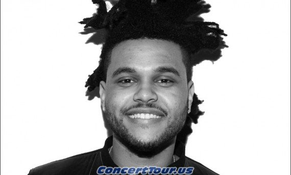 The Weeknd, aka Abel Tesfaye, will be finishing up his present concert tour and then will be hitting the studio again.