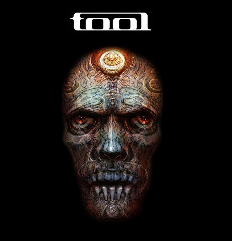 The band TOOL has had some really cool artwork associated with it. I love this creepy look.