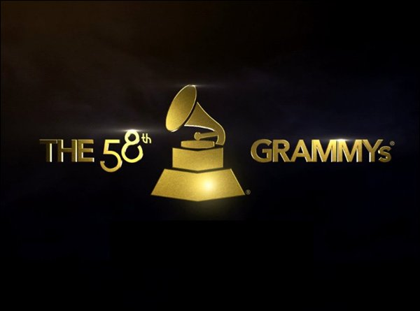 The 58th Annual Grammy Awards Show will air on CBS on February 15th, 2016