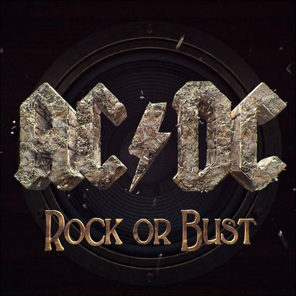 The Latest Studio Album from AC/DC, Rock or Bust, is the #1 Hard Rock Album of The Year!!