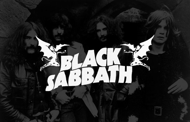 The Gods of Heavy Metal, BLACK SABBATH. Don't you DARE turn their music off when its playing!