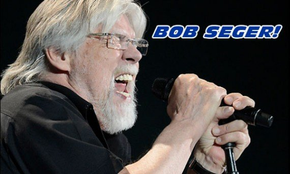 Bob Seger is amazing in concert. He's been in the music industry for 50 years and counting!
