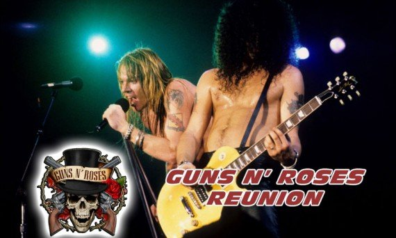 SLASH and AXL ROSE will join the GUNS N' ROSES REUNION at the 2016 Coachella Music Festival!
