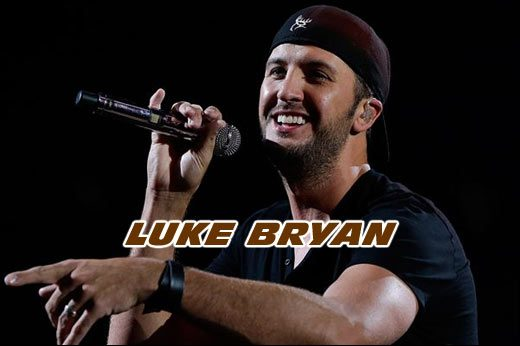 Luke Bryan tours on through out 2018!