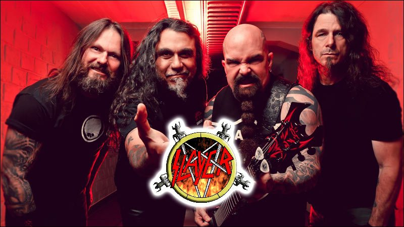 Slayer tour dates in Sydney