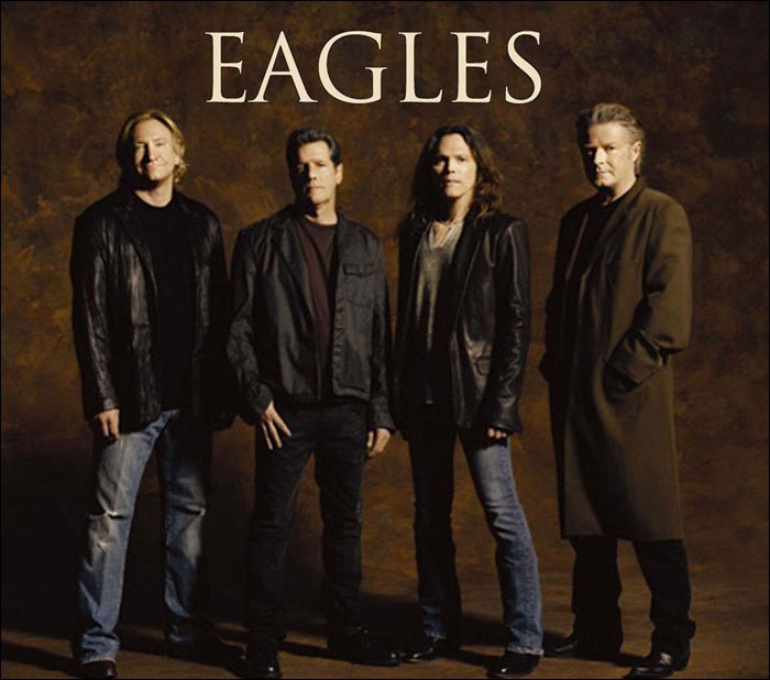 The Eagles are one of the the longest lasting classic rock bands around today!