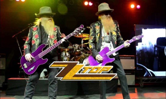 ZZ TOP Jammin' Live on stage! They're on their 2016 Hell Raisers Tour, You Can Catch Them Live In Concert At A Venue Near You!