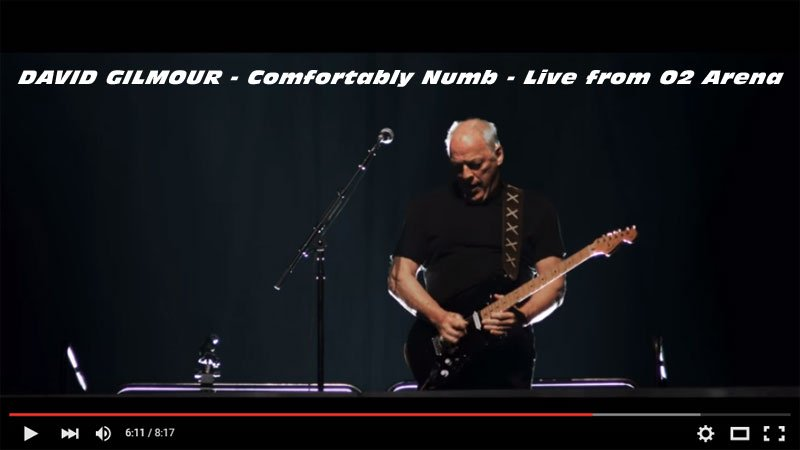 David Gilmour and Roger Waters played together at the O2 Arena back in 2011. The show was amazing! Watch the video above!