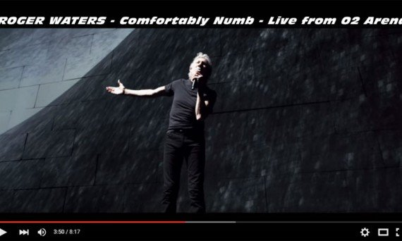Roger Waters and David Gilmour played together at the O2 Arena back in 2011. The show was amazing! Watch the video above!