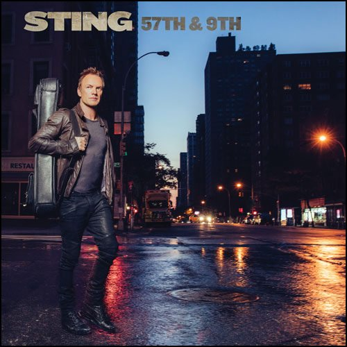 Did you love the last album release by Sting? He's following up 57th + 9th with a big Concert Tour!