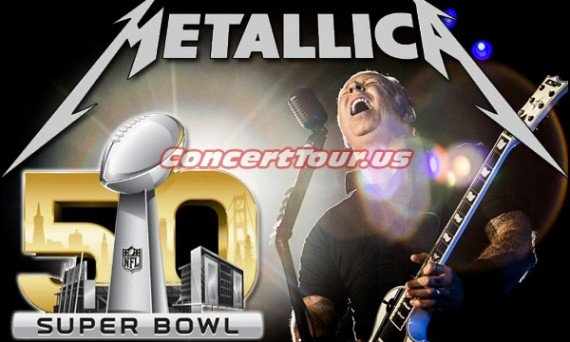 Super Bowl Halftime is going to be one heck of a show! So many great live performances to watch especially Metallica.