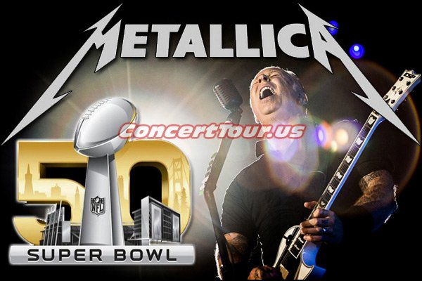 Super Bowl Halftime is going to be one heck of a show! So many great live performances to watch. See Metallica live the night before!.