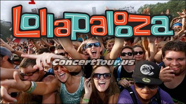 Fans can not wait for this year's Lollapalooza. It's going to be multiple days of music and tons of fun.