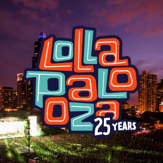 Lollapalooza Celebrates 25 years with a Four Day Event!
