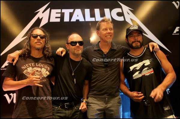 Metallica just released a new single, and their new album is on the way!
