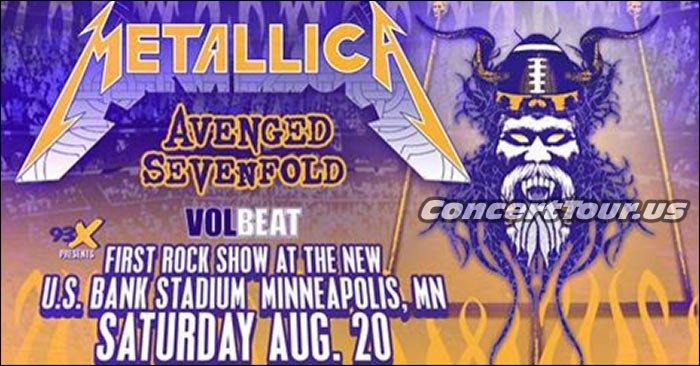 Metallica Concert 2015 - 2016 Schedule, Tour Dates, Tickets, Photos ...