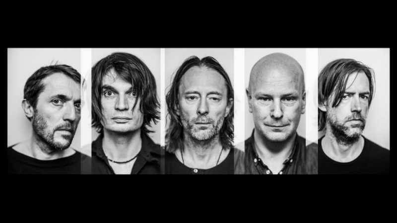 Don't miss your chance to see RADIOHEAD live in concert this year!
